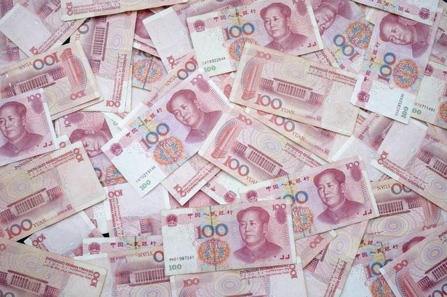 China digital currency yuan